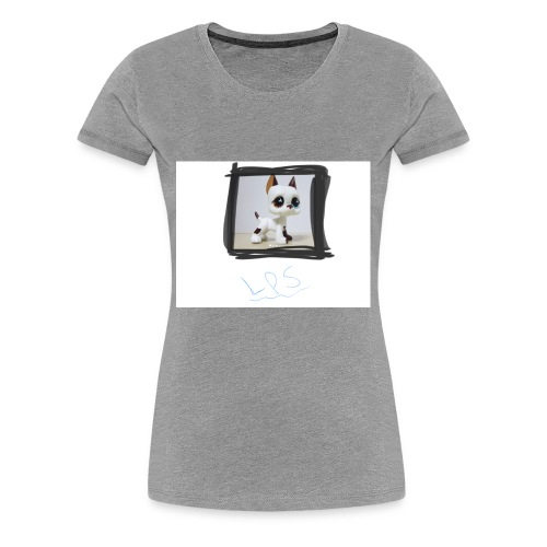 LPS candyy's lps great dane - Women's Premium T-Shirt