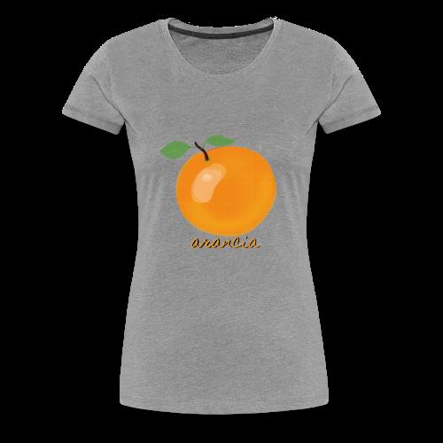 Arancia - Women's Premium T-Shirt