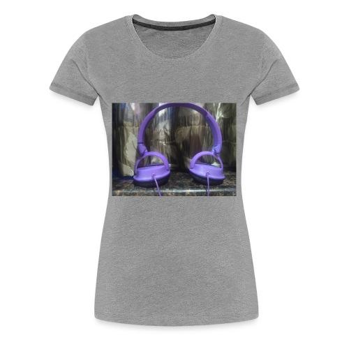 Nakul headphone - Women's Premium T-Shirt
