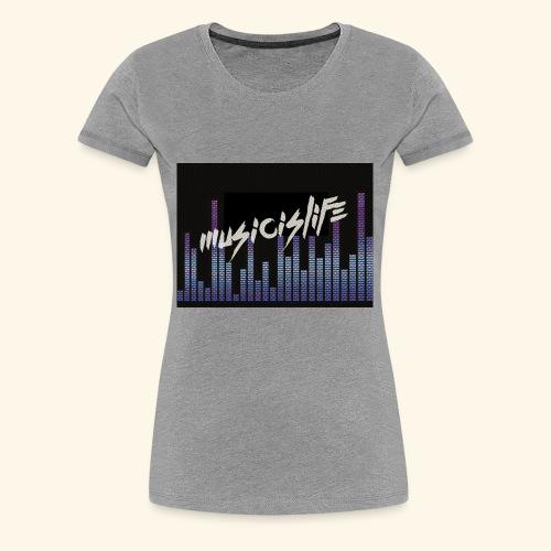 860AF9AC 8366 431C B846 C617A9968B99 - Women's Premium T-Shirt