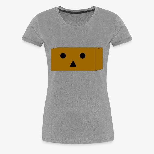 Box Boy - Women's Premium T-Shirt