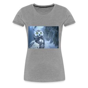 The Owl 2018 - Women's Premium T-Shirt