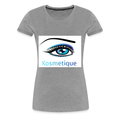 Kosmetique - Women's Premium T-Shirt