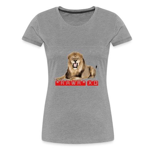 RAWR XD - Women's Premium T-Shirt