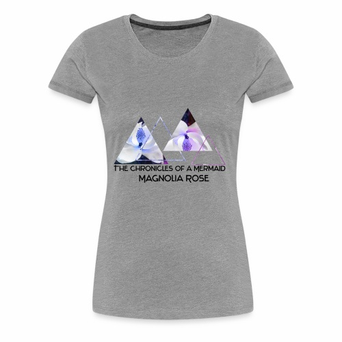 Magnolia Rose Promo - Women's Premium T-Shirt