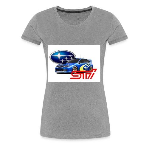 T-shirt Subary - Women's Premium T-Shirt
