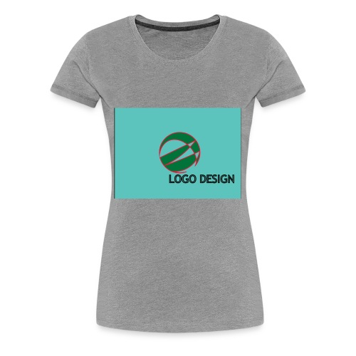 logo design - Women's Premium T-Shirt