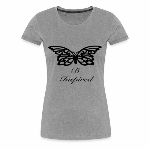 B Inspired - Women's Premium T-Shirt