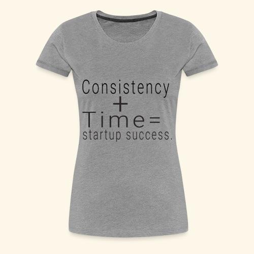 business quotes - Women's Premium T-Shirt