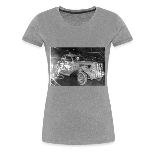 OLD SCHOOL RACING - Women's Premium T-Shirt