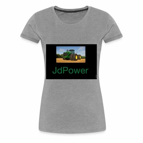 3071D889 B5DC 4994 8322 886CEBF03988 - Women's Premium T-Shirt