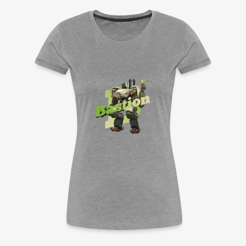 Bastion - Women's Premium T-Shirt