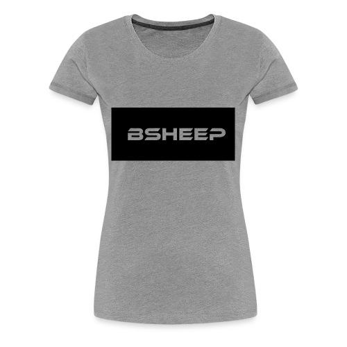 BSheep - Women's Premium T-Shirt