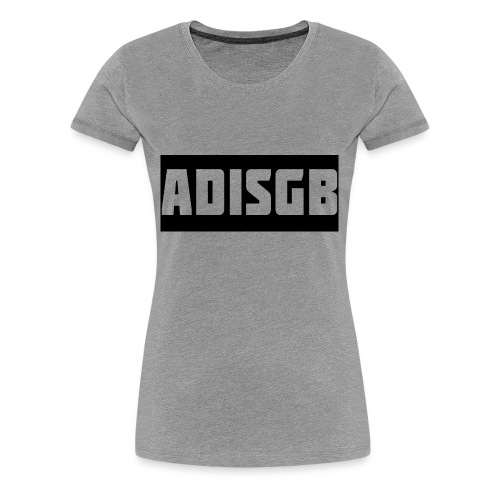 AdiSGB Official Tshirt - Women's Premium T-Shirt