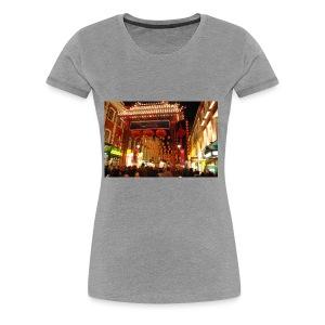 CNY Nights - Women's Premium T-Shirt