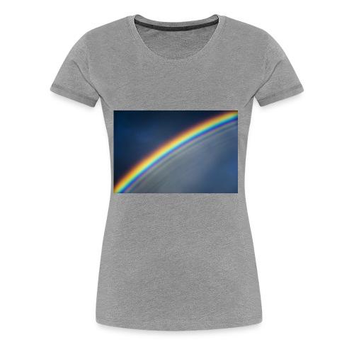 Supernumerary Rainbows - Women's Premium T-Shirt