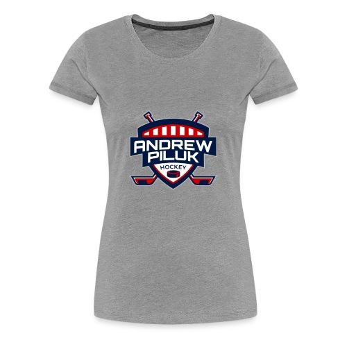 Andrew Piluk Hockey - Women's Premium T-Shirt
