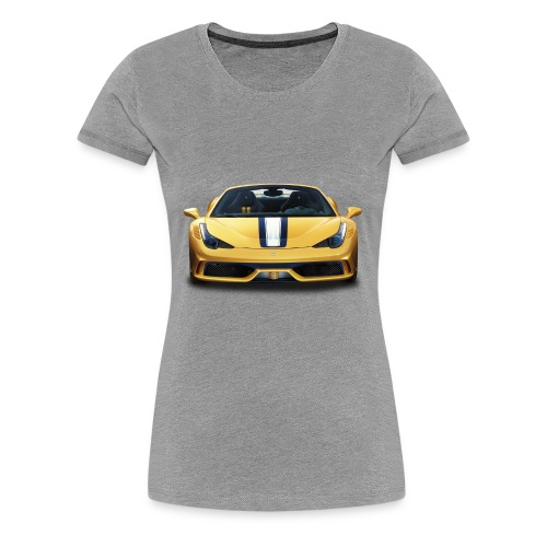 Ferrari 458 Speciale - Women's Premium T-Shirt