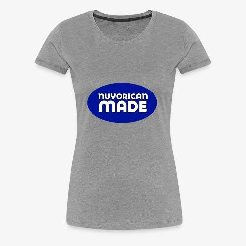 NuYoRican Made - Women's Premium T-Shirt