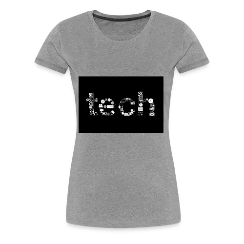 Tech - Women's Premium T-Shirt