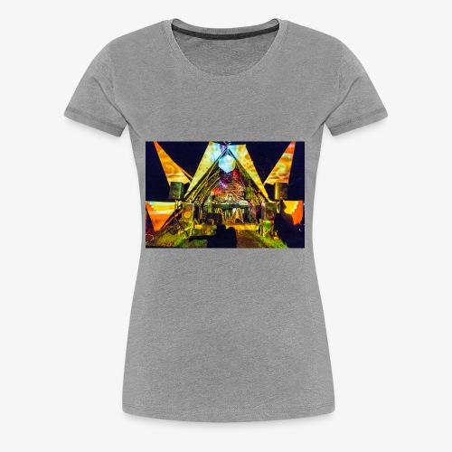 Up Staged - Women's Premium T-Shirt