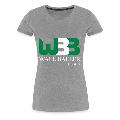 Celtics Baller - Women's Premium T-Shirt