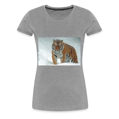 angry animal big 302304 - Women's Premium T-Shirt