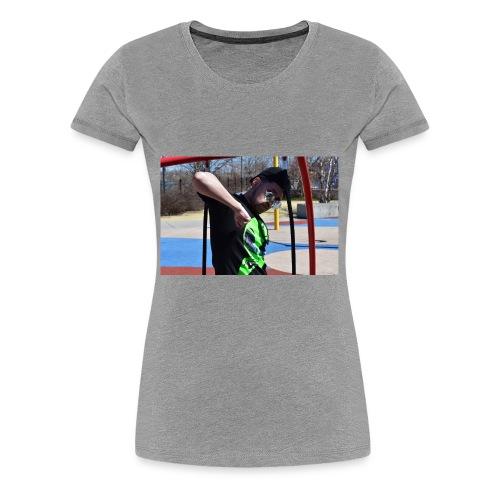 Valtheflame 1 - Women's Premium T-Shirt