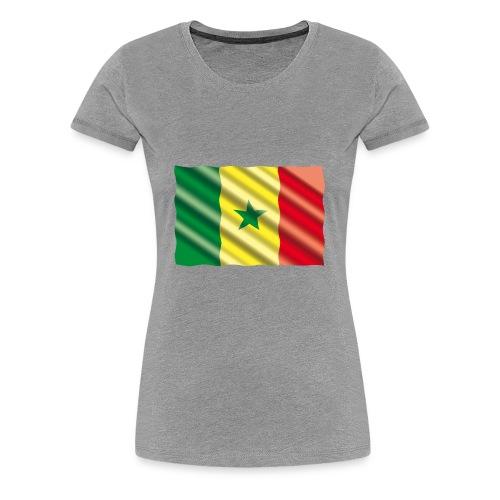 senegal - Women's Premium T-Shirt