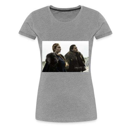Game Of Throns - Women's Premium T-Shirt