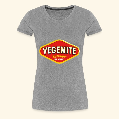 Vegemite - Women's Premium T-Shirt