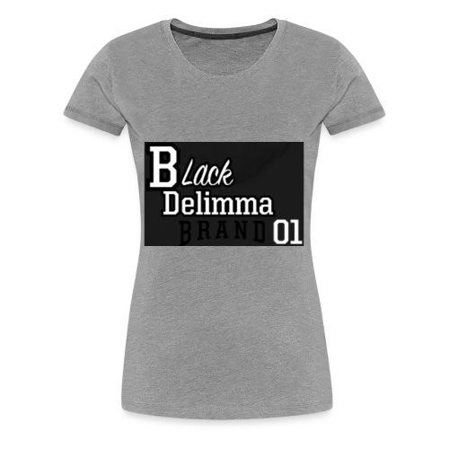 logo 1 - Women's Premium T-Shirt