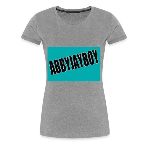 ABBYJAYBOY - Women's Premium T-Shirt