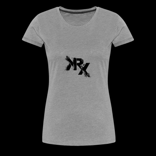 KRX - Women's Premium T-Shirt