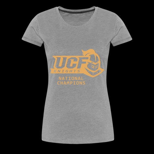the real champion - Women's Premium T-Shirt