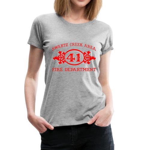 SCAFDSCRAMBLE2 - Women's Premium T-Shirt