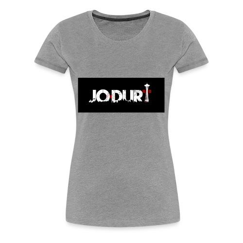 JoDurt - Women's Premium T-Shirt
