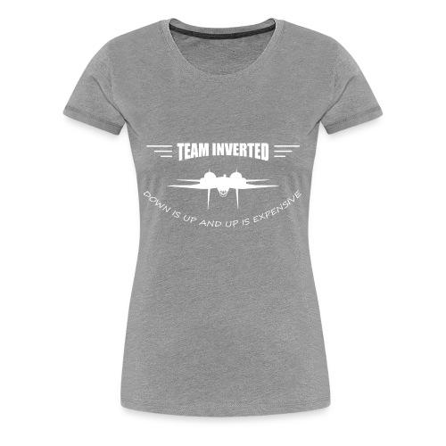 Team Inverted - Women's Premium T-Shirt