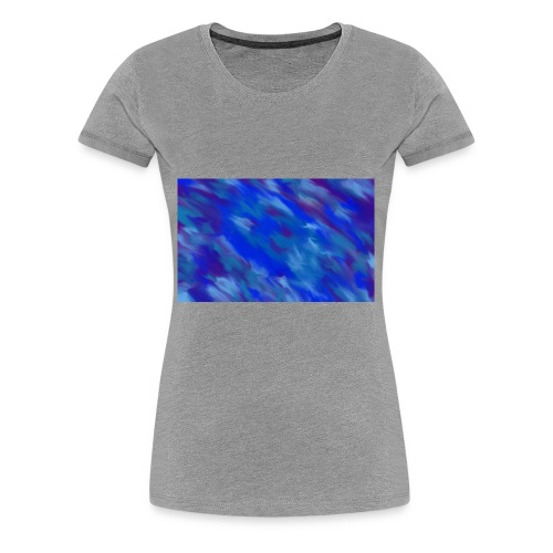Colourful Design - Women's Premium T-Shirt