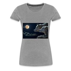 wolf 547203 1280 - Women's Premium T-Shirt