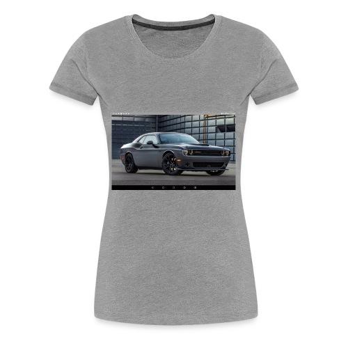 Challenger - Women's Premium T-Shirt