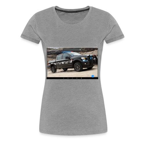 Ford truck - Women's Premium T-Shirt