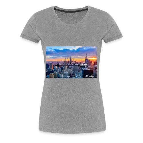 FF9CD9DE A8FD 4B96 B97A 79ADC34FDA3F - Women's Premium T-Shirt