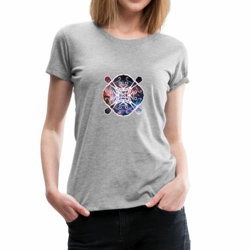 Space design - Women's Premium T-Shirt