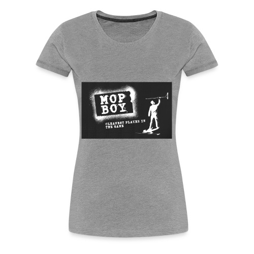 Cleanest Player Black - Women's Premium T-Shirt