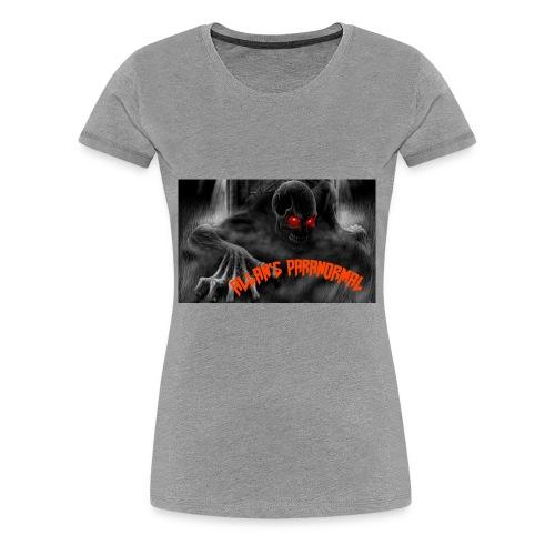 ALLAN'S PARANORMAL TEAM co. - Women's Premium T-Shirt