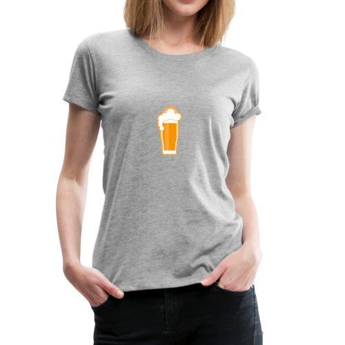 beer - Women's Premium T-Shirt