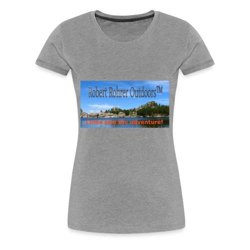 Robert Rohrer Outdoors - Women's Premium T-Shirt