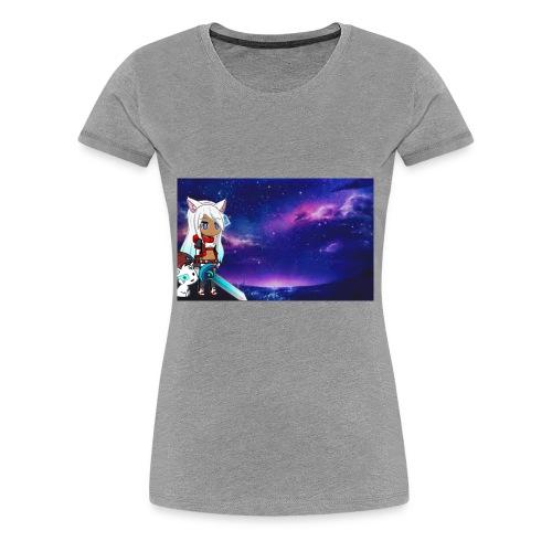 gacha studio me - Women's Premium T-Shirt