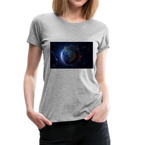 EVERYONE WORLD - Women's Premium T-Shirt